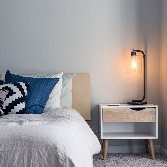 12 Simple Tips To Create A Minimalist Bedroom On A Budget