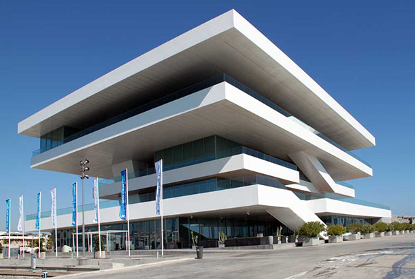 David Chipperfield - America's Cup Building