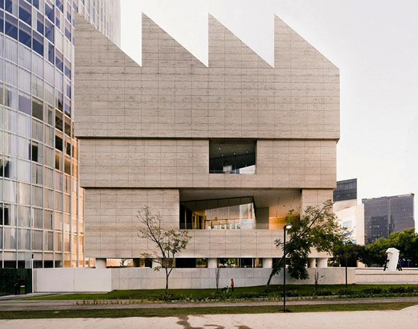 David Chipperfield - Colección Jumex