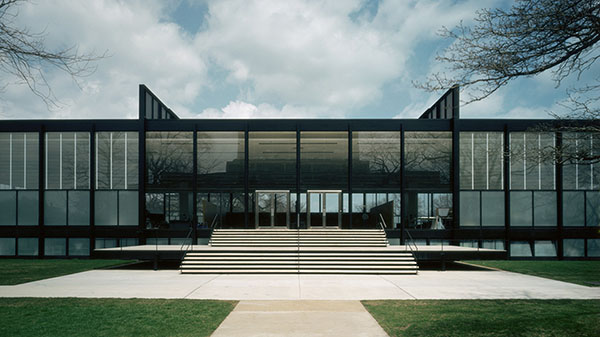 Mies Van der Rohe IIT Institute of Design