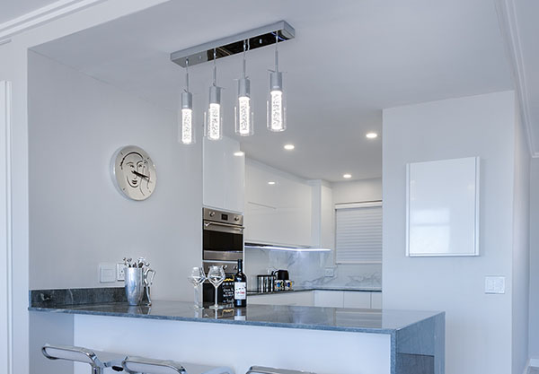 Minimalist Kitchen Tips - Lighting
