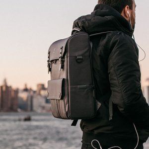 Minimalist Laptop Backpacks Feature 2