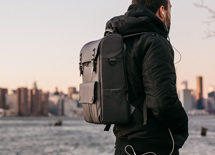 a7a3f3cdc 10 Best Minimalist Laptop Backpacks 2019 - Minimal Daily