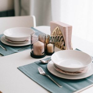 Modern Minimalist Dinnerware Sets Feature