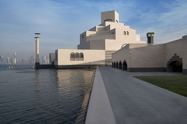 I.M. Pei - Museum of Islamic Art, Doha