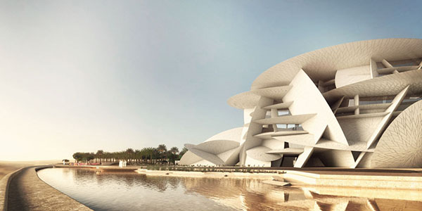 Jean Nouvel - National Museum of Qatar