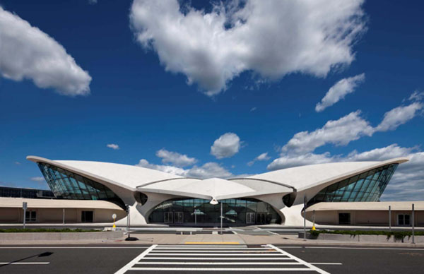 Eero Saarinen TWA Flight Center