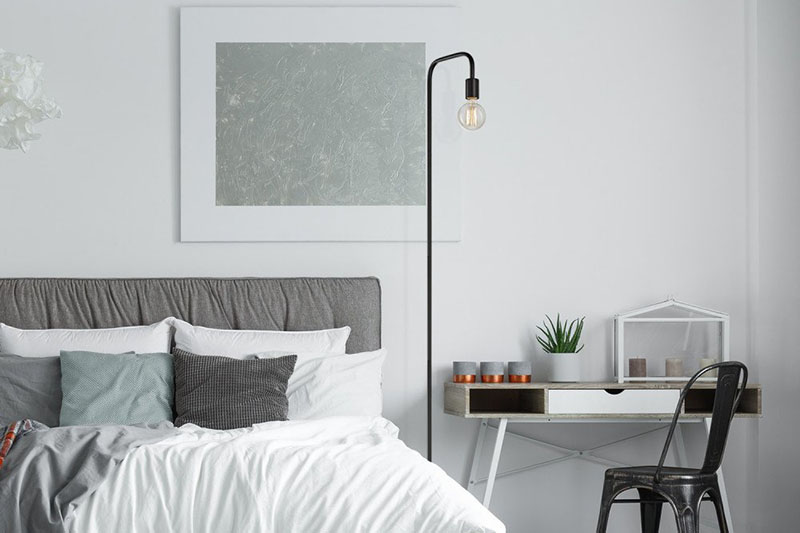 Minimalist Floor Lamps Feature
