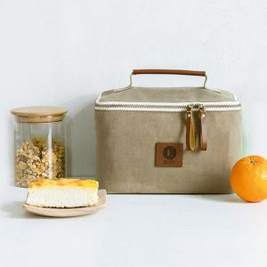 Minimalist Lunch Bags Feature
