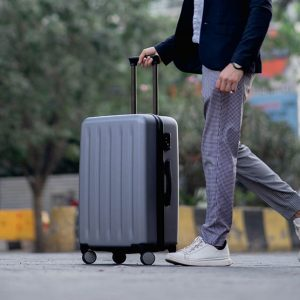 Minimalist Luggage Feature