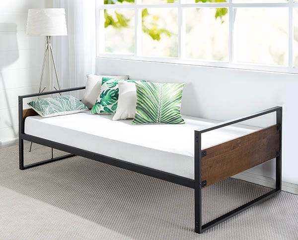 9 Best Minimalist Daybeds Based On Design And Features