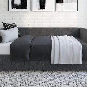 Minimalist Daybed Feature