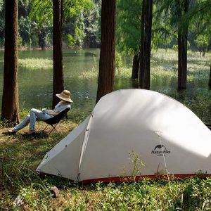 Minimalist Tents Feature