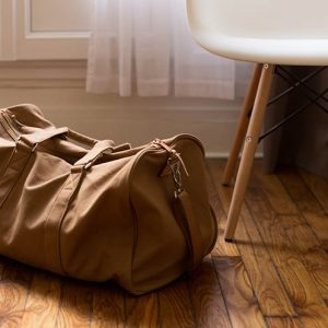 Minimalist Duffle Bags Feature