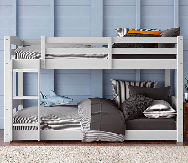 Minimalist Bunk Bed 1