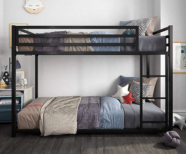 Minimalist Bunk Bed 4