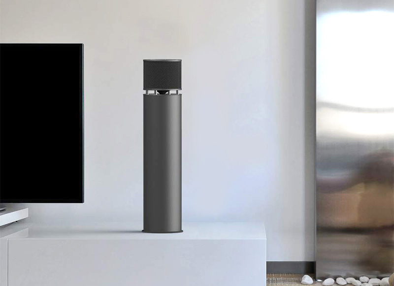 Minimalist Speakers
