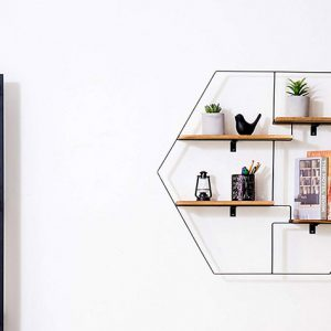 Minimalist Wall Shelf