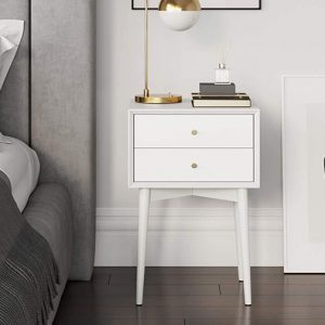 Minimalist Nightstands Feature