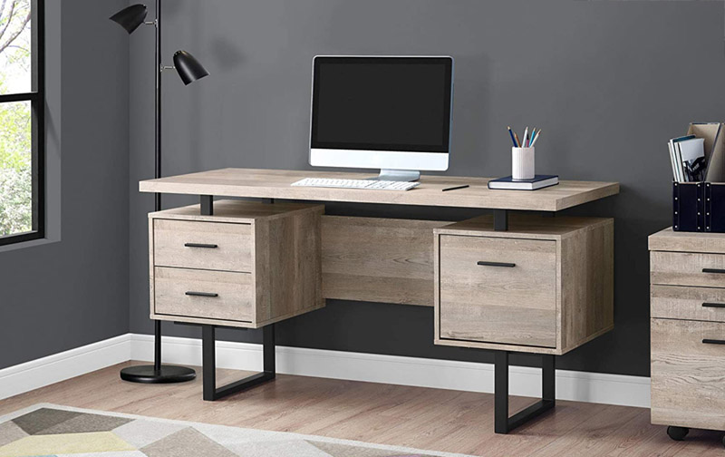 Minimalist Office Desk 7