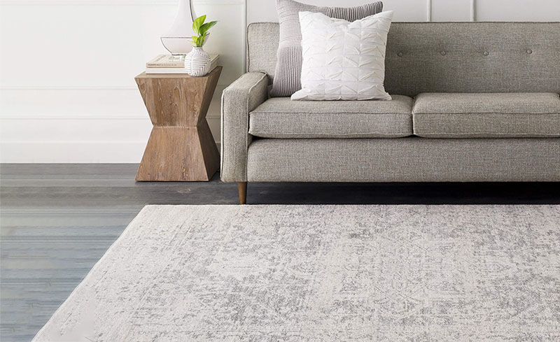 Minimalist Rugs Feature