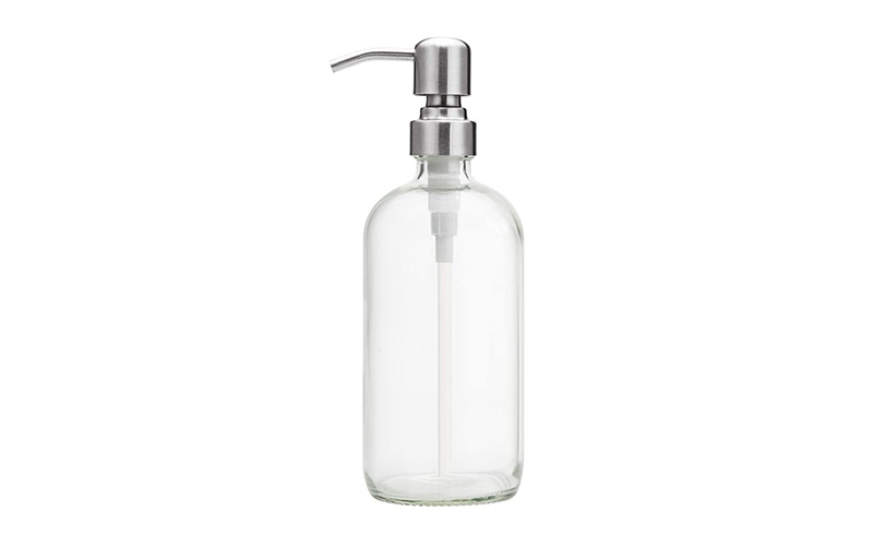 Minimalist Soap Dispenser 5