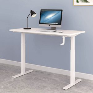 Minimalist Standing Desk Feature