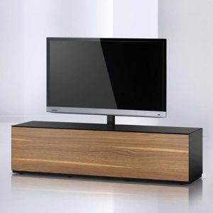 Minimalist TV Stand Console Feature